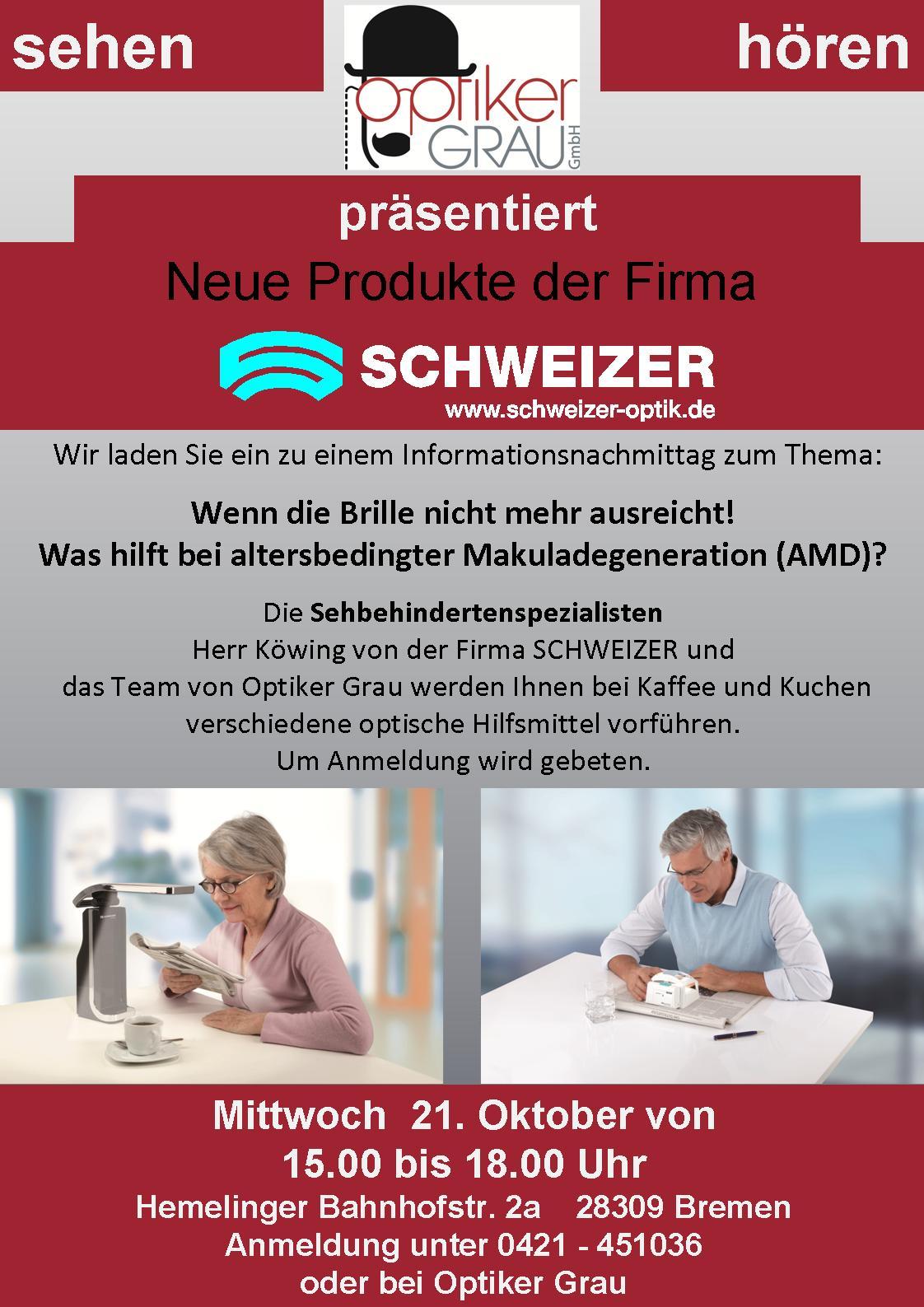 Plakat Schweizer